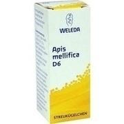 APIS MELLIFICA D 6 Globuli