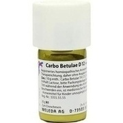 CARBO BETULAE D 12 Trituration