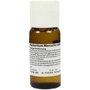NASTURTIUM MERCURIO cultum D 3 Dilution