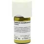 PLUMBUM METALLICUM praep. D 30 Trituration