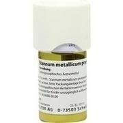 STANNUM METALLICUM praeparatum D 30 Trituration
