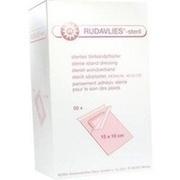 RUDAVLIES-steril Verbandpflaster 10x15 cm