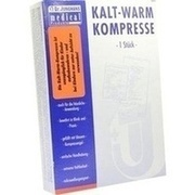 KALT-WARM Kompresse Flexi 12x29 cm m.10 cm Klettb.
