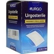 URGOSTERILE Wundverband 53x70 mm steril