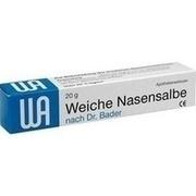 WEICHE NASENSALBE n. Dr. Bader