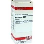 PHYTOLACCA C 30 Tabletten