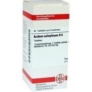 ACIDUM SALICYLICUM D 6 Tabletten