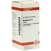 APOCYNUM D 12 Tabletten