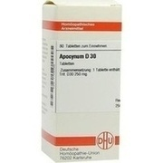 APOCYNUM D 30 Tabletten