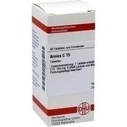 ARNICA C 15 Tabletten