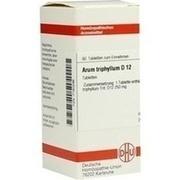 ARUM TRIPHYLLUM D 12 Tabletten