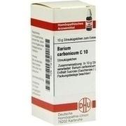 BARIUM CARBONICUM C 10 Globuli