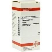 CAMPHORA D 12 Tabletten