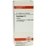 CIMICIFUGA C 5 Tabletten