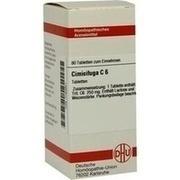 CIMICIFUGA C 6 Tabletten