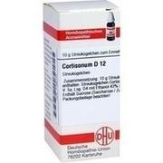 CORTISONUM D 12 Globuli