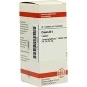 CROCUS D 4 Tabletten