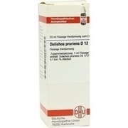 DOLICHOS PRURIENS D 12 Dilution