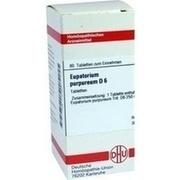 EUPATORIUM PURPUREUM D 6 Tabletten