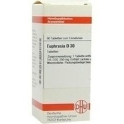 EUPHRASIA D 30 Tabletten