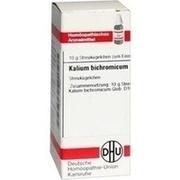 KALIUM BICHROMICUM D 10 Globuli