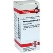 KALIUM CHLORATUM C 200 Globuli