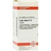LAPIS ALBUS D 12 Tabletten