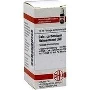 CALCIUM CARBONICUM Hahnemanni LM I Dilution
