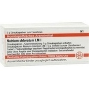 LM NATRIUM chloratum I Globuli