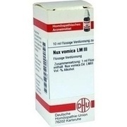 LM NUX vomica III Dilution