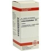 LOLIUM temulentum D 6 Tabletten