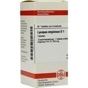LYCOPUS VIRGINICUS D 1 Tabletten