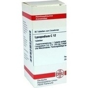 LYCOPODIUM C 12 Tabletten