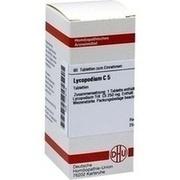 LYCOPODIUM C 5 Tabletten