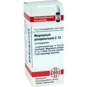 MAGNESIUM PHOSPHORICUM C 12 Globuli
