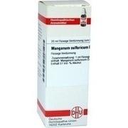 MANGANUM SULFURICUM D 6 Dilution