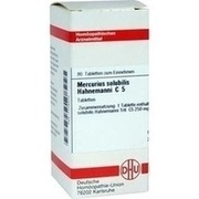 MERCURIUS SOLUBILIS Hahnemanni C 5 Tabletten