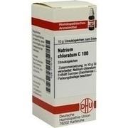 NATRIUM CHLORATUM C 100 Globuli