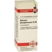 NATRIUM PHOSPHORICUM D 30 Globuli