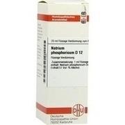 NATRIUM PHOSPHORICUM D 12 Dilution