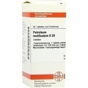 PETROLEUM RECTIFICATUM D 30 Tabletten