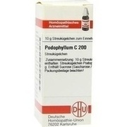 PODOPHYLLUM C 200 Globuli
