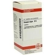 SINAPIS NIGRA D 6 Tabletten