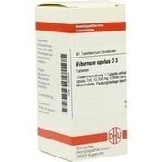 VIBURNUM OPULUS D 3 Tabletten