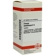 ZINCUM METALLICUM C 4 Tabletten