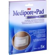 MEDIPORE+Pad 3M 10x10cm 3566NP Pflaster