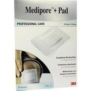 MEDIPORE+Pad 3M 10x15cm 3569NP Pflaster