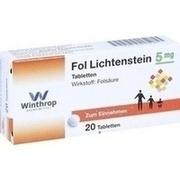 FOL Lichtenstein 5 mg Tabletten