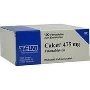 CALCET 475 mg Filmtabletten