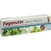FAGORUTIN Venen Balsam